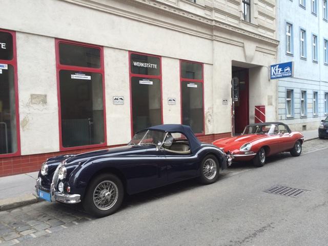 Old- und Youngtimer – Potzmann & Winkler